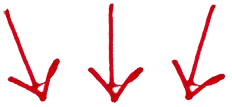 red-drawn-arrows